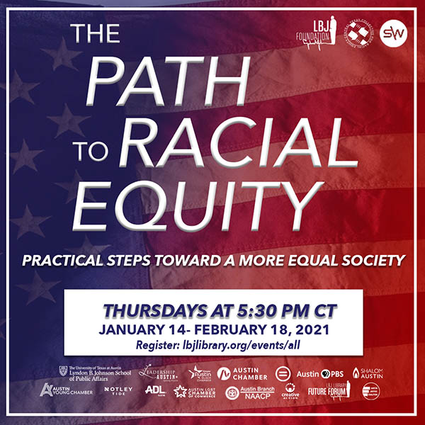 Graphic for series: The Path to Racial Equality