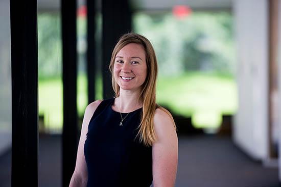 LBJ School faculty member Abigail Aiken