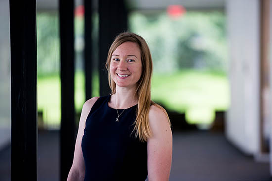 LBJ faculty member Abigail Aiken