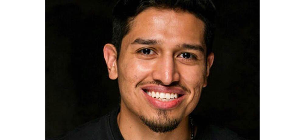 MPAff student Irving Calderon