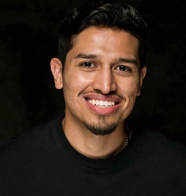 LBJ MPAff student Irving Calderon