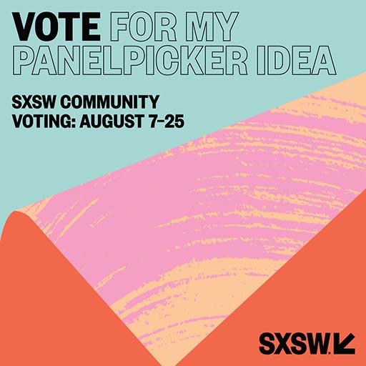 Vote for my PanelPicker idea
