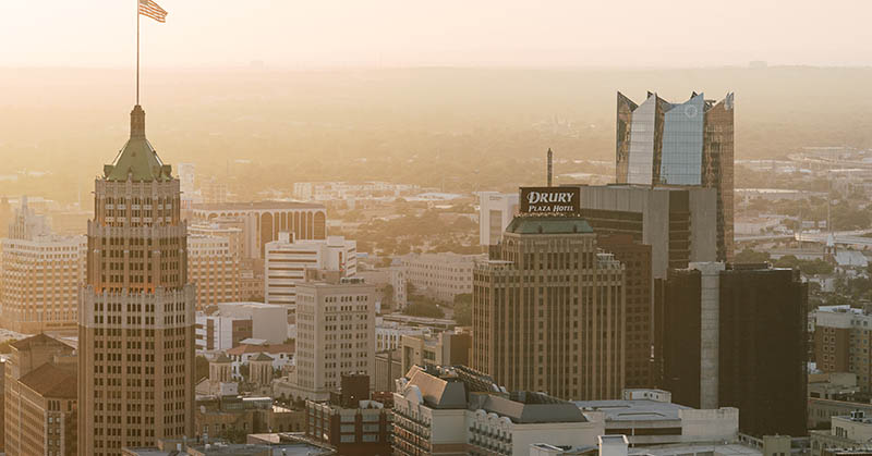 San Antonio, Texas. Credit: Weston Mackinnon, Unsplash