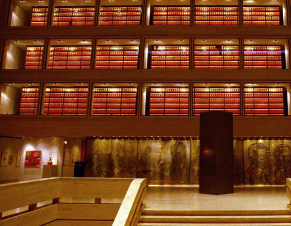 LBJ Library Great Hall