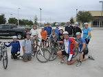 Photo of LBJ Class of 1982 bike tour