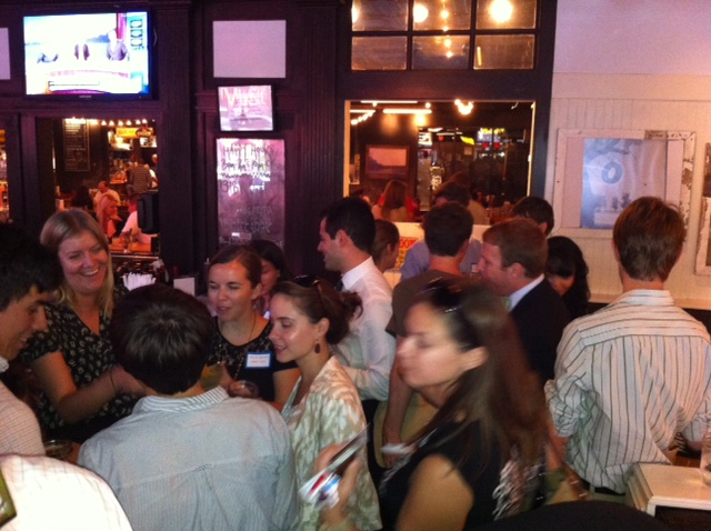 Photo of Alumni Student Happy Hour Aug 1 in Washington DC