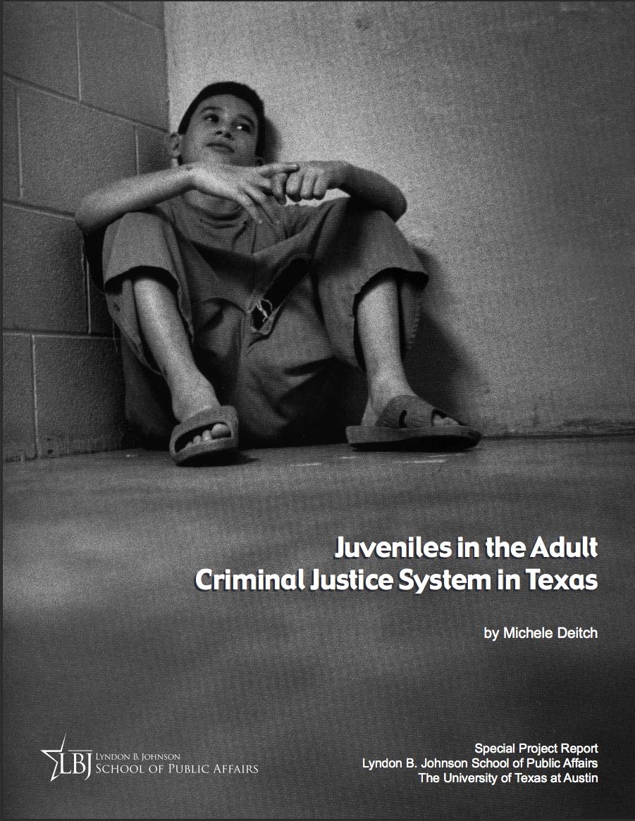 Juvenile vs adult courts