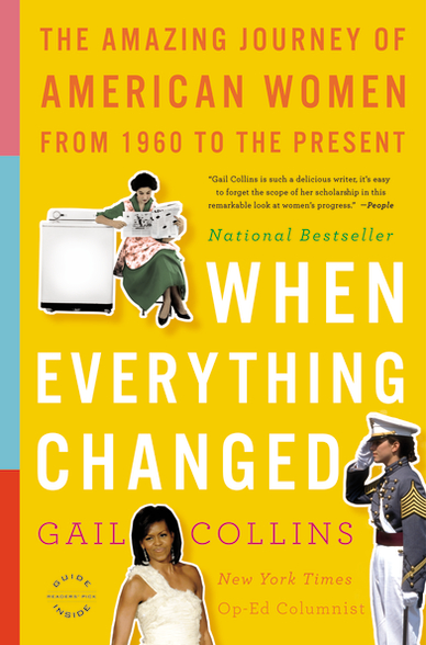 When Everything Changed book cover