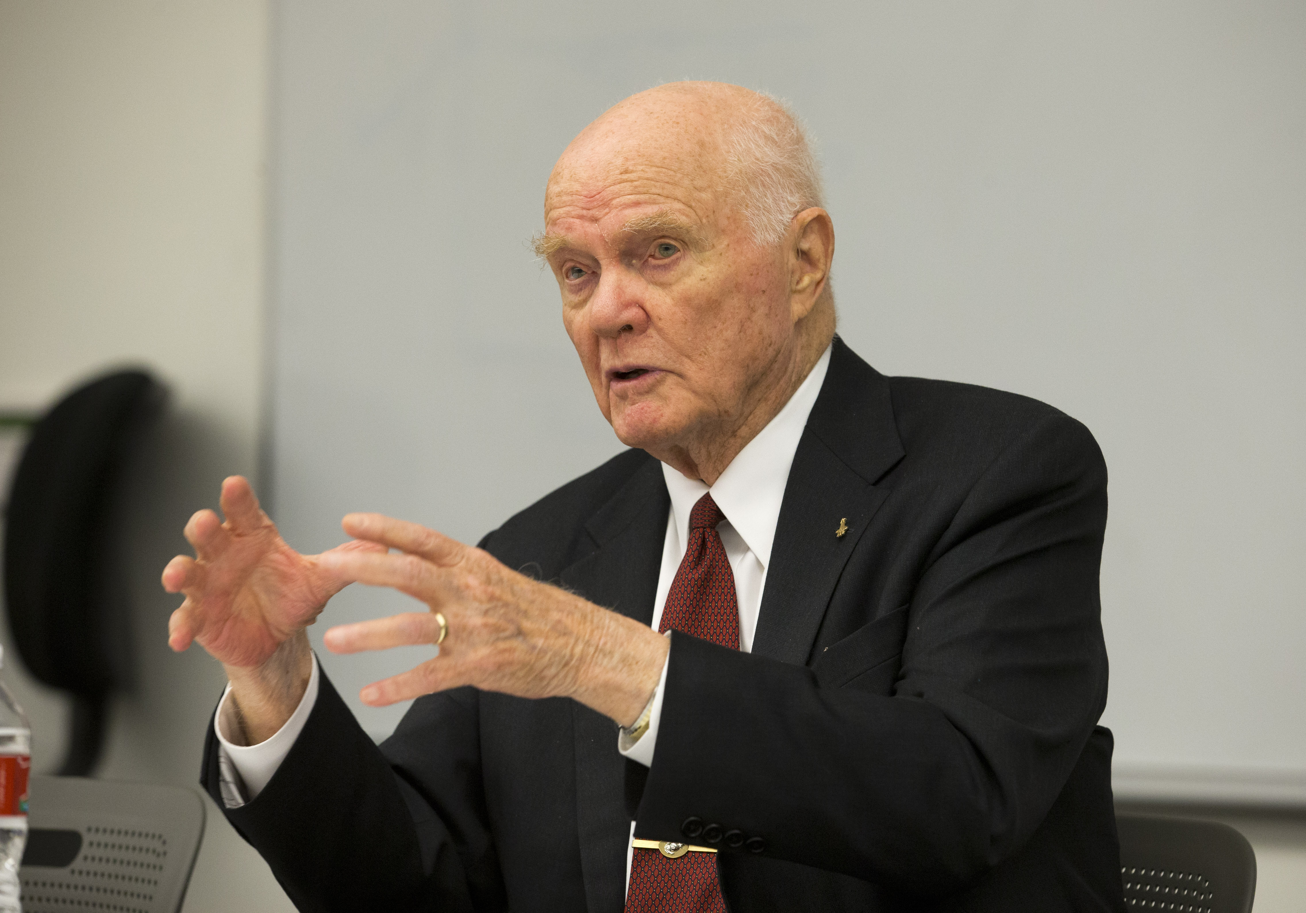 The Honorable John Glenn