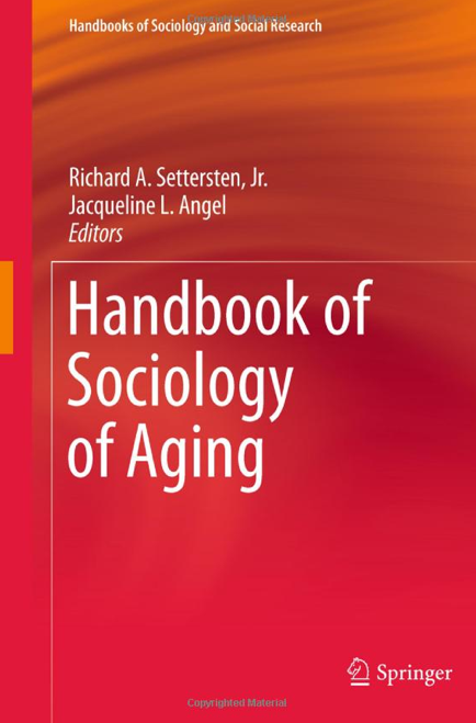 Handbook of Sociology og Aging book cover