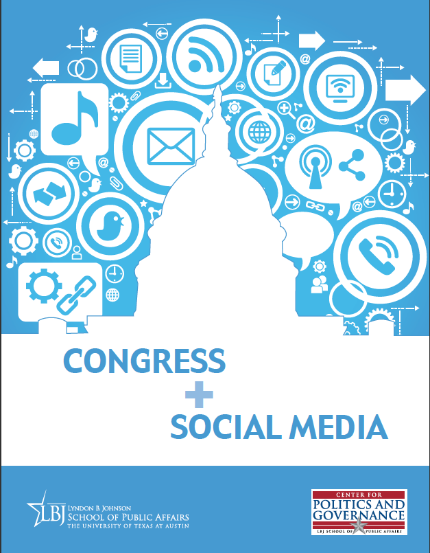 Congress and Social Media report cover