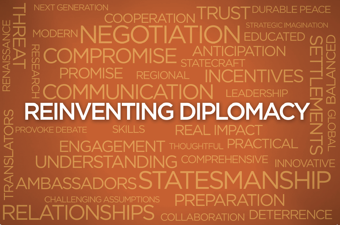 Reinventing Diplomacy