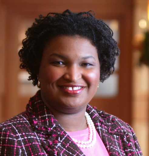 Photo of Stacey Abrams MPAff '98