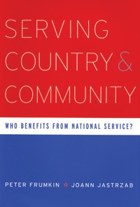 Serving Country and Community book cover