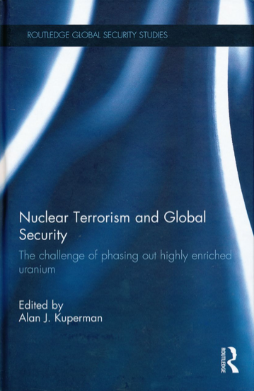 Nuclear Terrorism and Disarmament cover