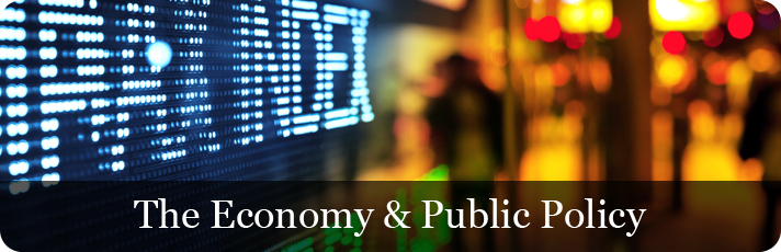 The Economy and Public Policy