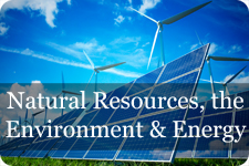 natural resources the environment and energy