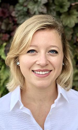 2019 LBJ DC Fellow Megan Kruse