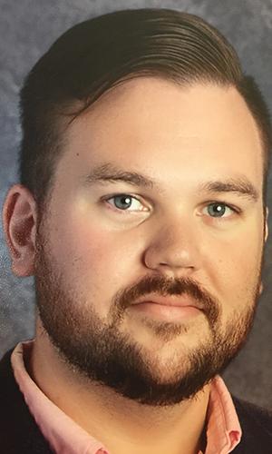 2019 LBJ DC Fellow Timothy Michalak