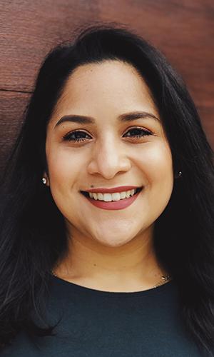 2019 LBJ DC Fellow Sara Plasencia