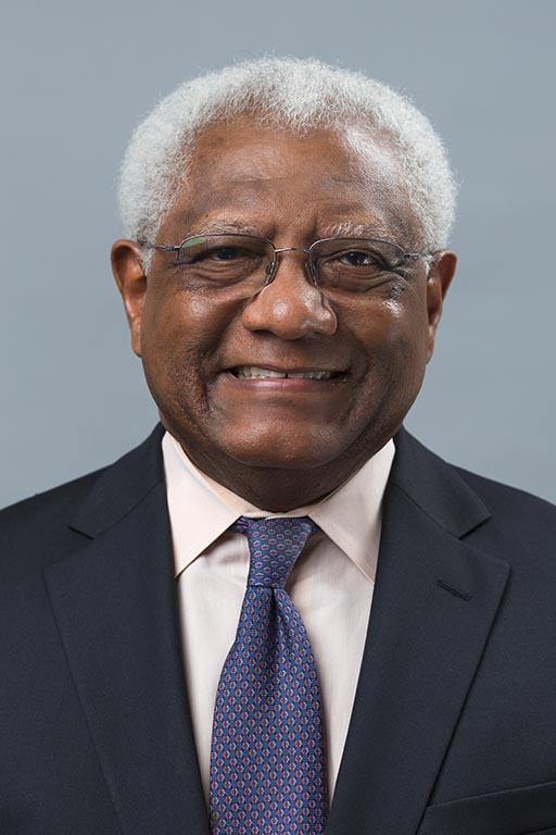 LBJ School faculty member Edwin Dorn