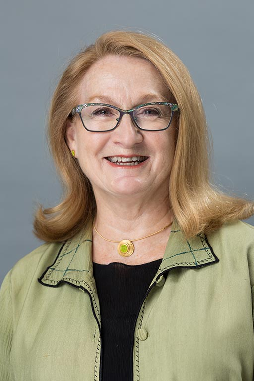 LBJ School faculty member Ruth E. Wasem