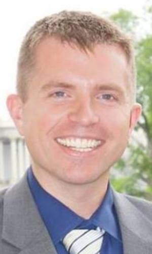 2019 LBJ DC Fellow Christopher Purdy