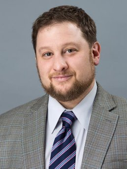 LBJ School faculty member Joshua Eisenman