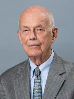 LBJ School faculty member Bobby R. Inman