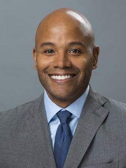LBJ School faculty member Peniel Joseph