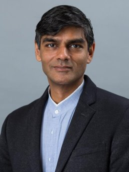 LBJ School faculty member Rajeev Patel