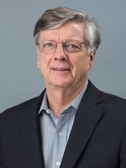 LBJ School faculty member Robert H. Wilson