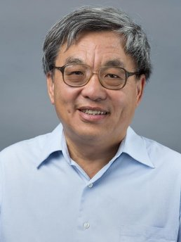 LBJ School faculty member Pat Wong