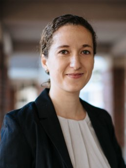 Raissa Fabregas, assistant professor at the LBJ School