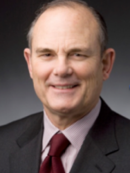 LBJ School faculty member Montgomery Meigs