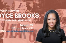 Royce Brooks, executive director of Annie's List