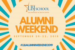 2019 LBJ Alumni Weekend
