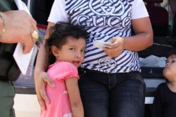 photo of migrant children used in CHASP blog