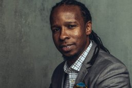 Professor and bestselling author Ibram X. Kendi (credit: Stephen Voss)