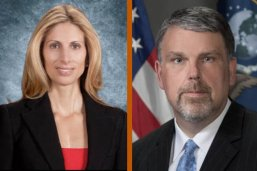 Former senior counterterrorism officials Nick Rasmussen and Michele Malvesti join UT