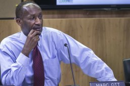 Marc Ott was Austin's city manager for eight years, and only one council remains from when he was hired. AMERICAN-STATESMAN 2016 FILE PHOTO
