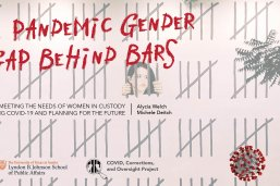 The Pandemic Gender Gap Behind Bars by Alycia Welch, Michele Deitch