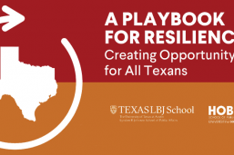 A Playbook for Resiliency: Creating Opportunity for All Texans