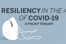 Resiliency in the Age of COVID19 Cover