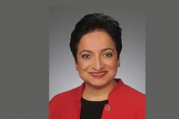 Shamina Singh is global sustainability lead for Mastercard.