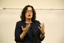 Dr. Julia Sweig, LBJ faculty member and expert on Cuba and U.S.—Cuba policy
